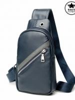 กระเป๋าคาดอกผู้ชาย รหัส B016