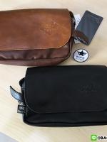 กระเป๋าสะพายข้างผู้ชาย รหัส A009 [Three-box]