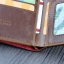 กระเป๋าสตางค์ผู้ชาย Genuine [สีน้ำตาล] รหัส C006 thumbnail 4