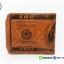 กระเป๋าสตางค์ผู้ชาย 100 DOLLAR [สีน้ำตาล] รหัส C004 thumbnail 10
