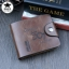 กระเป๋าสตางค์ผู้ชาย Genuine [สีน้ำตาล] รหัส C006 thumbnail 1