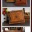 กระเป๋าสตางค์ผู้ชาย 100 DOLLAR รหัส C005 thumbnail 5