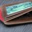 กระเป๋าสตางค์ผู้ชาย Genuine [สีน้ำตาล] รหัส C006 thumbnail 6