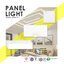 Panel Light Series UGR<19